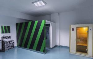 Sala Fitness Stay Fit Gym Iancului Sector 2 Bucuresti Aerobic Kangoo Jumps