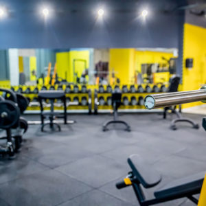 Stay Fit Gym Cocor 18