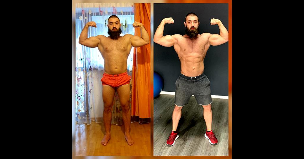 transformare corporala - stay fit gym - ionut david
