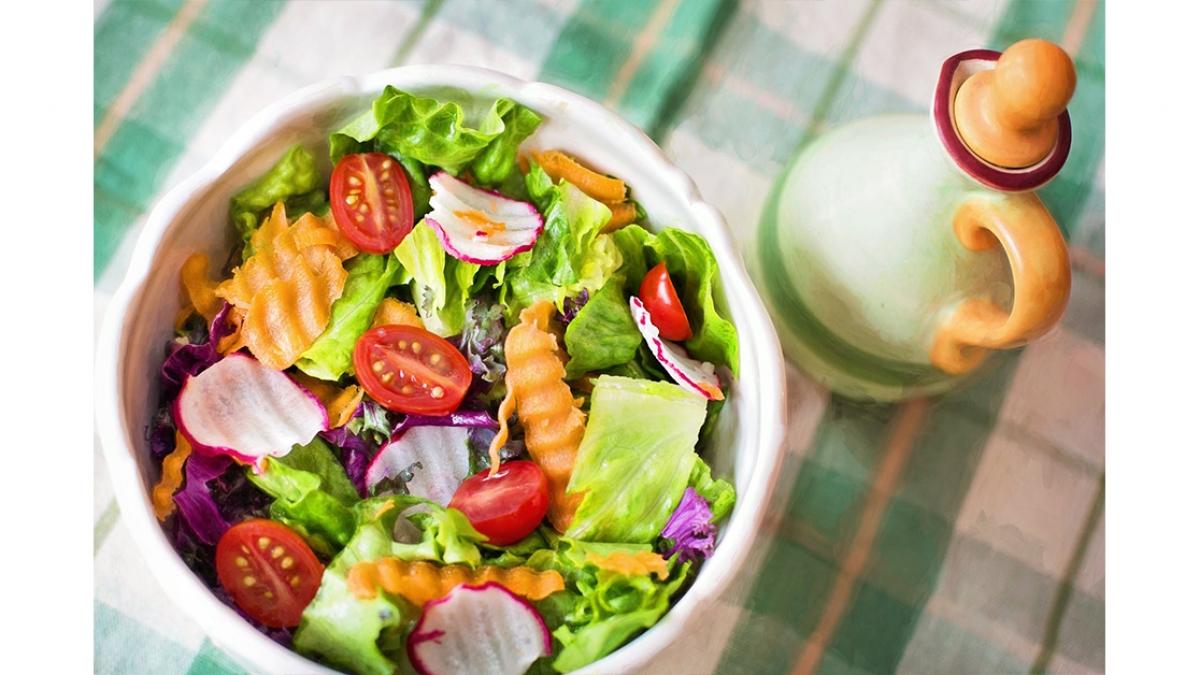 dietă pe bază de plante