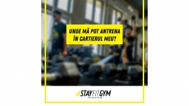 antreneaza-te asa cum esti fitness bucuresti